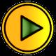 tlačítko přehrát video